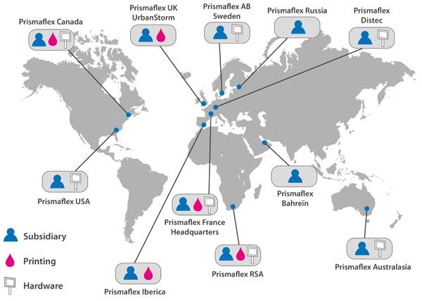 Prismaflex International