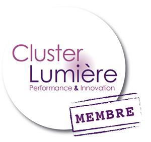 Logo Cluster Lumière