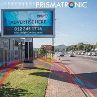 Panneau LED en Afrique du Sud