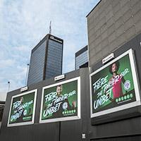 grandes vallas publicitarias al aire libre