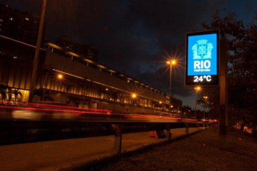 Rio World Cup Led Billboard