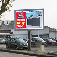 billboard in valence
