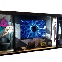 Panneau affichage LED intérieur