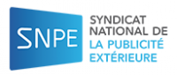 Logo SNPE, National Union of Outdoor Advertising