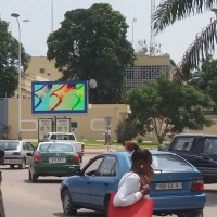 Led Display in Africa