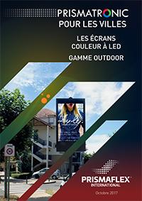 Couverture Catalogue LED pour les villes