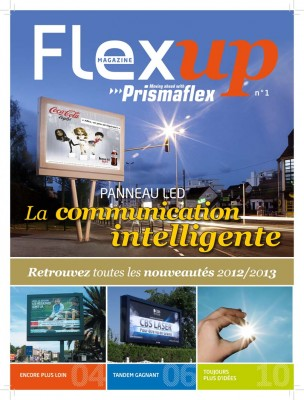 Flex up ooh n° 1: paneles led, la comunicación inteligente