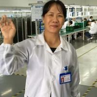 Dans l'usine de Shenzen