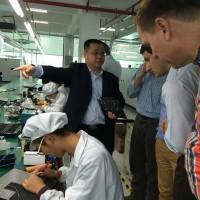 Présentation de la fabrication de LED