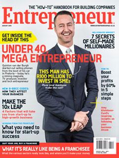 L'entrepreneur magazine