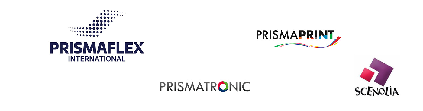 Prismaflex world logos