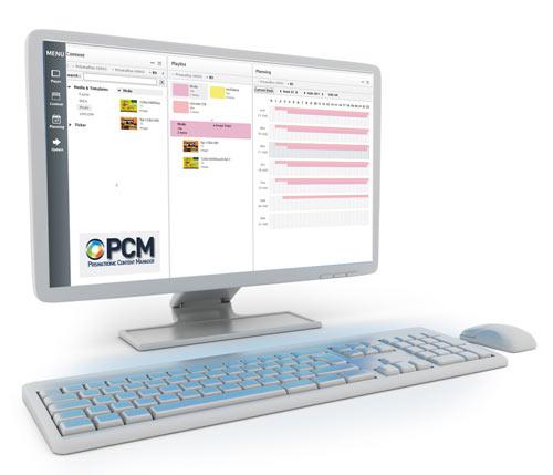 PCM : Prismatronic Content Manager