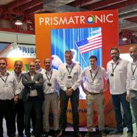Team Prisamflex Espagne, au salon C!print de Mardid