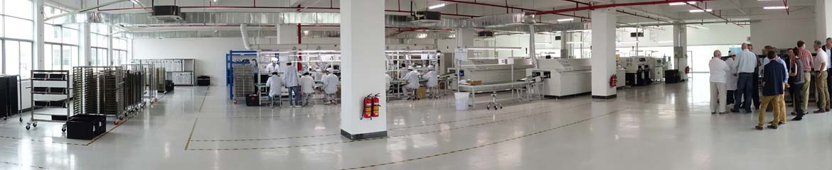 Usine de LED Prismachina