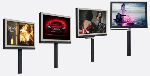 Panneau publicitaire Design