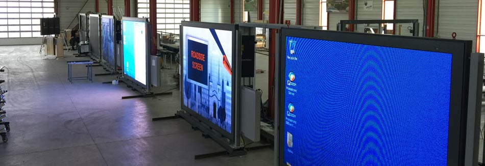 LED screen manufacturer