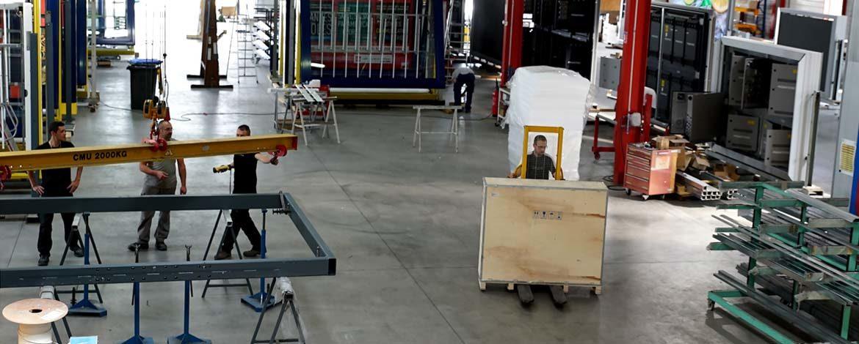 Atelier fabrication panneaux