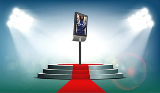 Panneau d'affichage LED