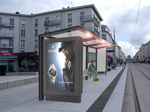 Bus Shelters producer