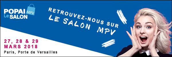 MPV : salon pour la POP
