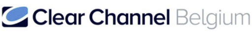 logo ClearChannel Belgium