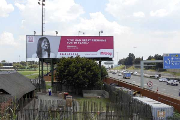 Large format display South Africa