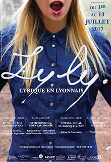 Affiche Lyly 2017