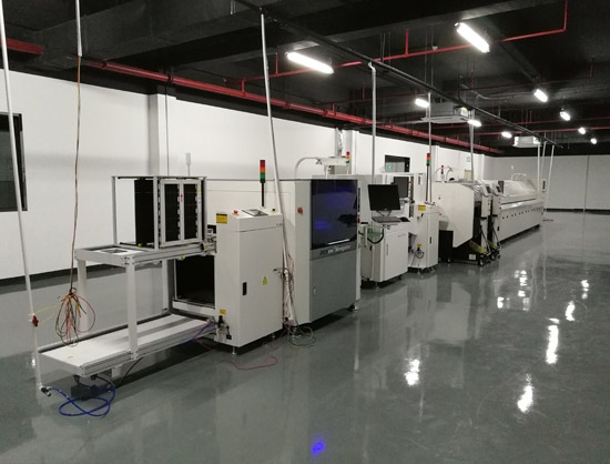 Prismatronic China parc machine