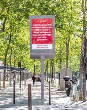 panneau design paris