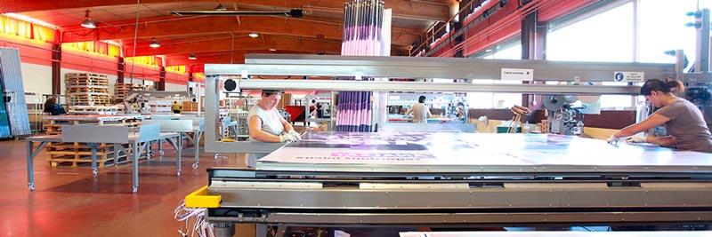 usine atelier FPI affiches saint Laurent de Chamousset