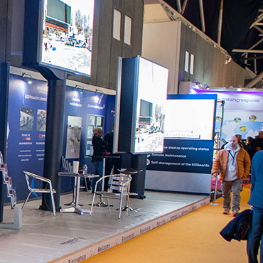 ISE Stand exposant