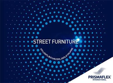 Street furniture book catalogue