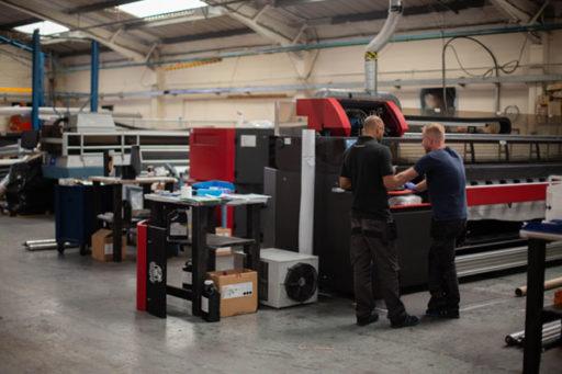 Prismaflex UK machines