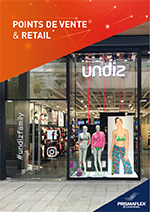 Catalogue POP Point de vente et retail