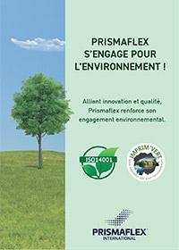 Plaquette environnement Prismaflex