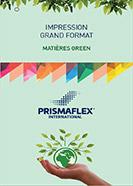 Nuancier green Prismaflex