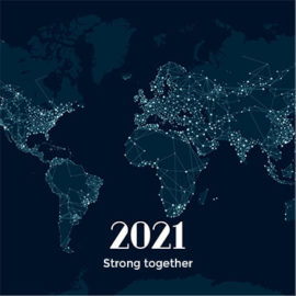 2021: Strong together